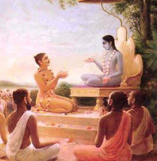 Srimad Bhagvatam Class