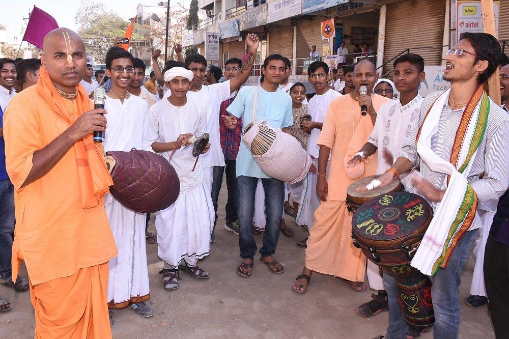 iskcon aurangabad rath yatra 3