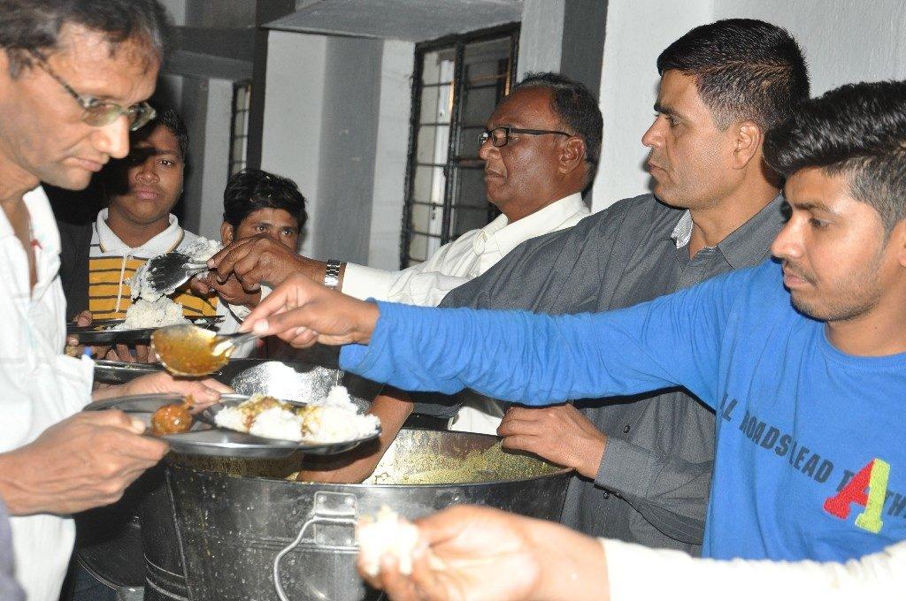 iskcon aurangabad pushya abhishek gaura vani prabhu 2018 6