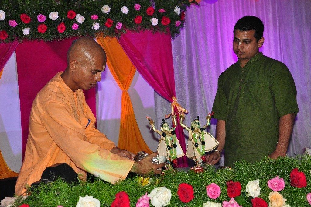 iskcon aurangabad Gaura Purnima 1