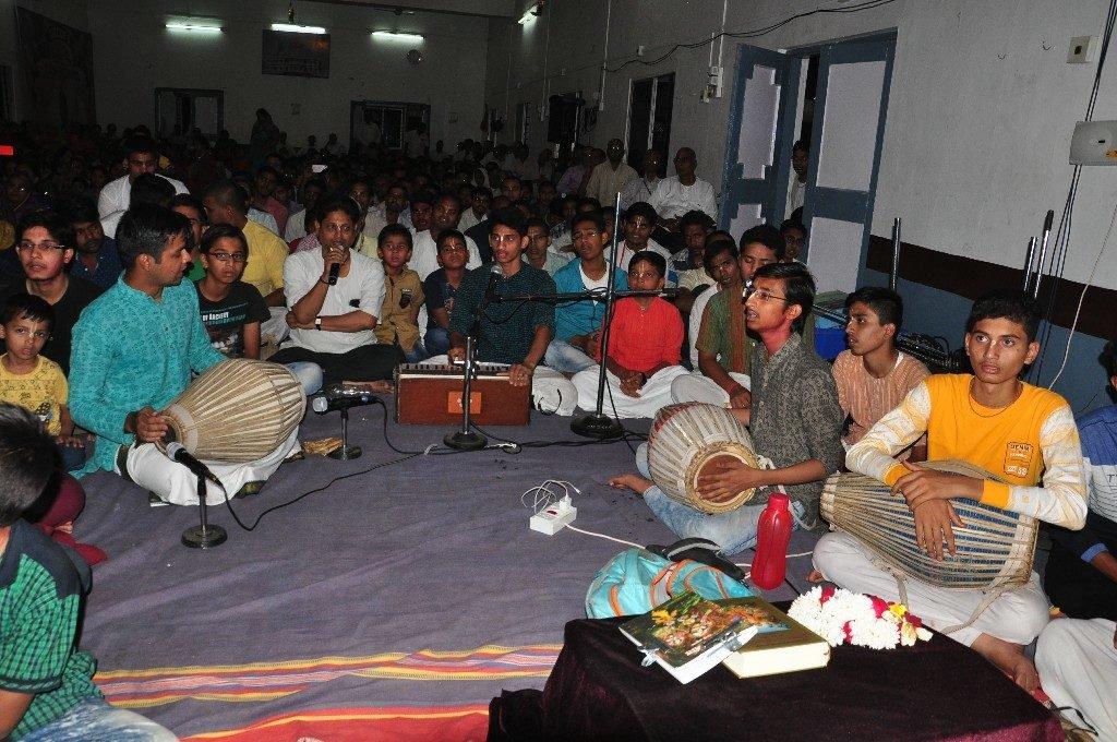 iskcon aurangabad Gaura Purnima 2
