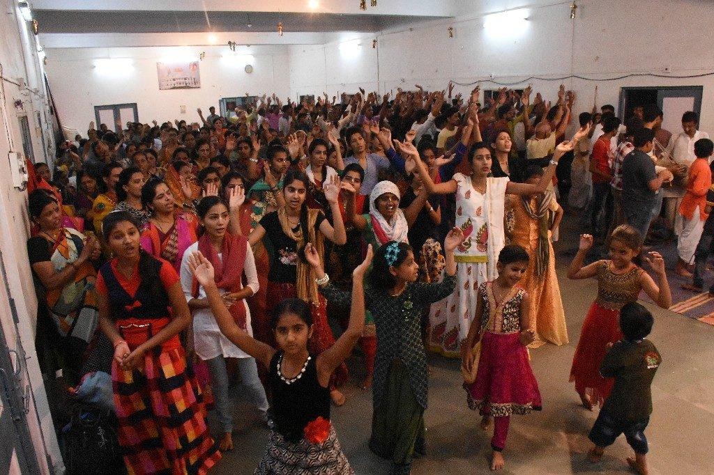 ISKCON Aurangabad Rama Navami Festival 20