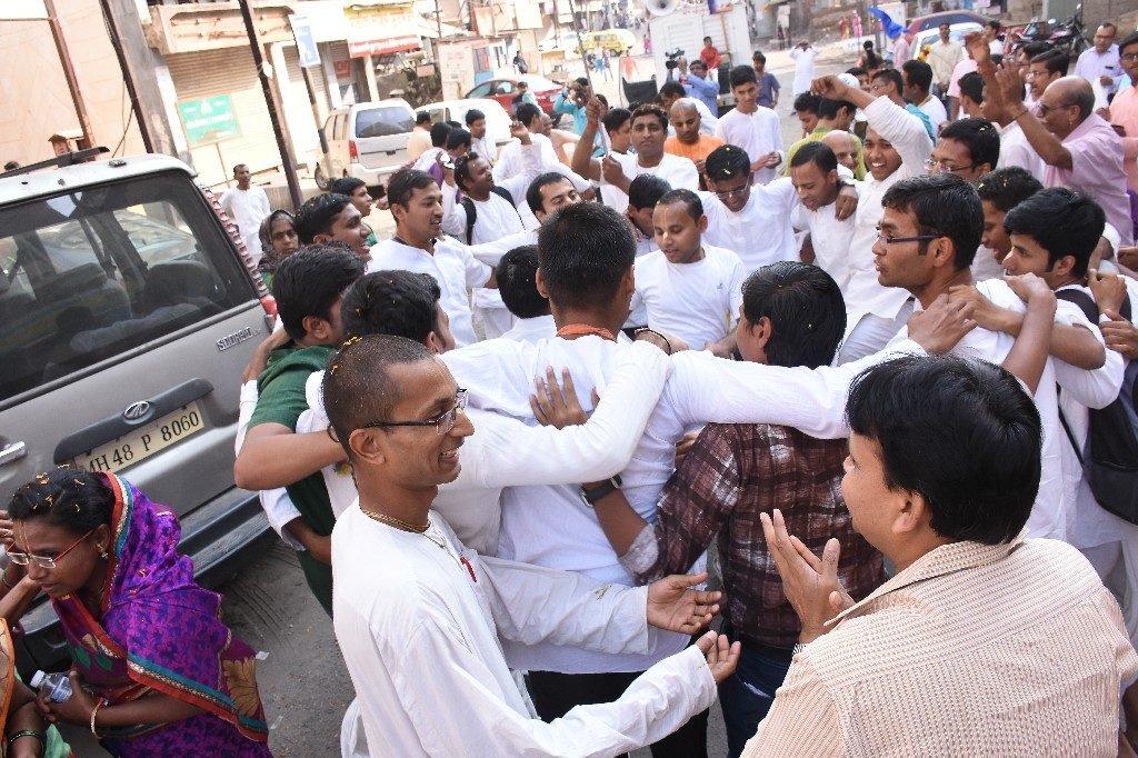 ISKCON Aurangabad Jagannath Rath Yatra January 2018 1