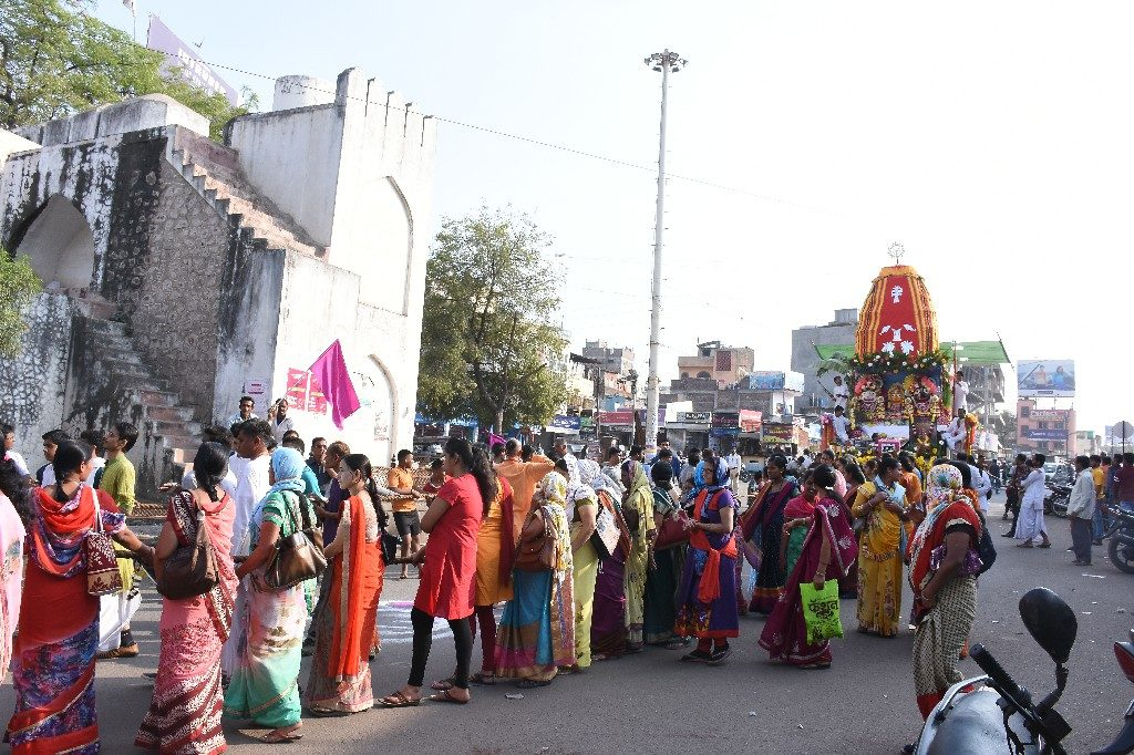ISKCON Aurangabad Jagannath Rath Yatra January 2018 5