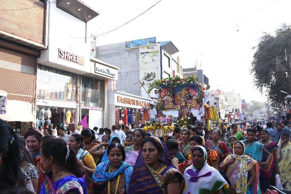 ISKCON Aurangabad Jagannath Rath Yatra January 2018 6