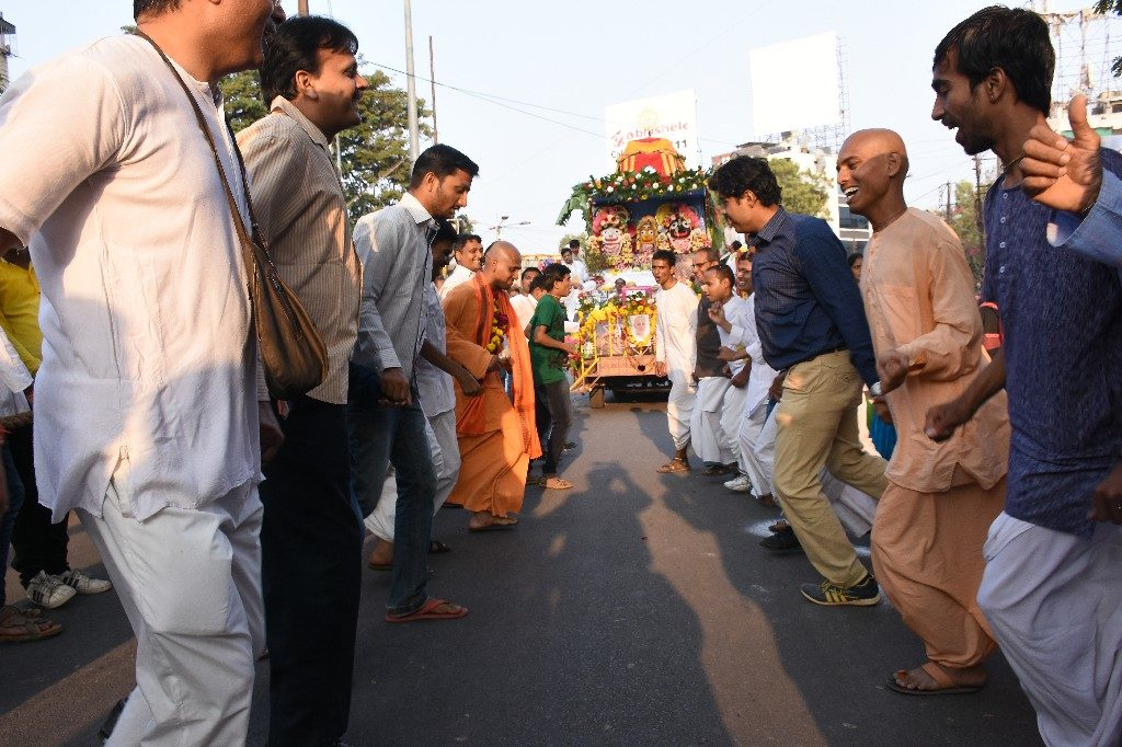 ISKCON Aurangabad Jagannath Rath Yatra January 2018 21