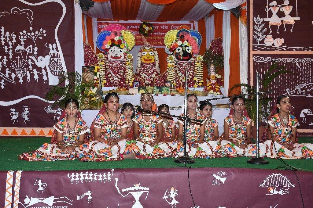 ISKCON Aurangabad Jagannath Rath Yatra January 2018 37