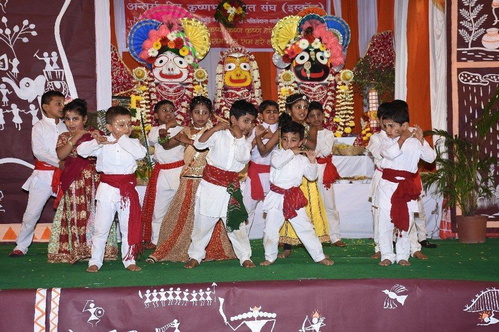 ISKCON Aurangabad Jagannath Rath Yatra January 2018 38
