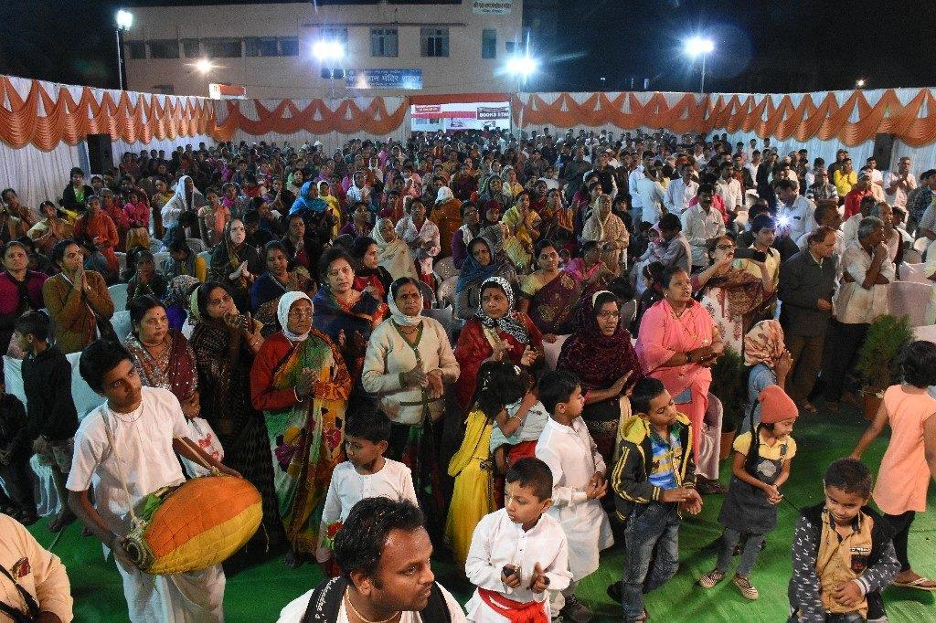 ISKCON Aurangabad Jagannath Rath Yatra January 2018 45