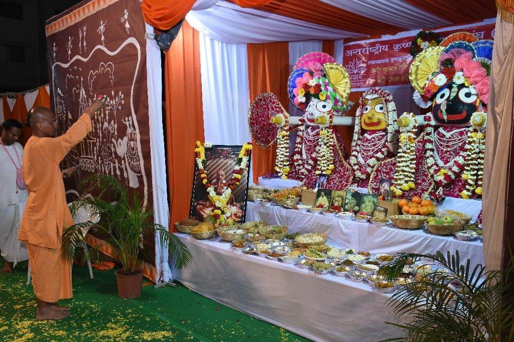 ISKCON Aurangabad Jagannath Rath Yatra January 2018 46