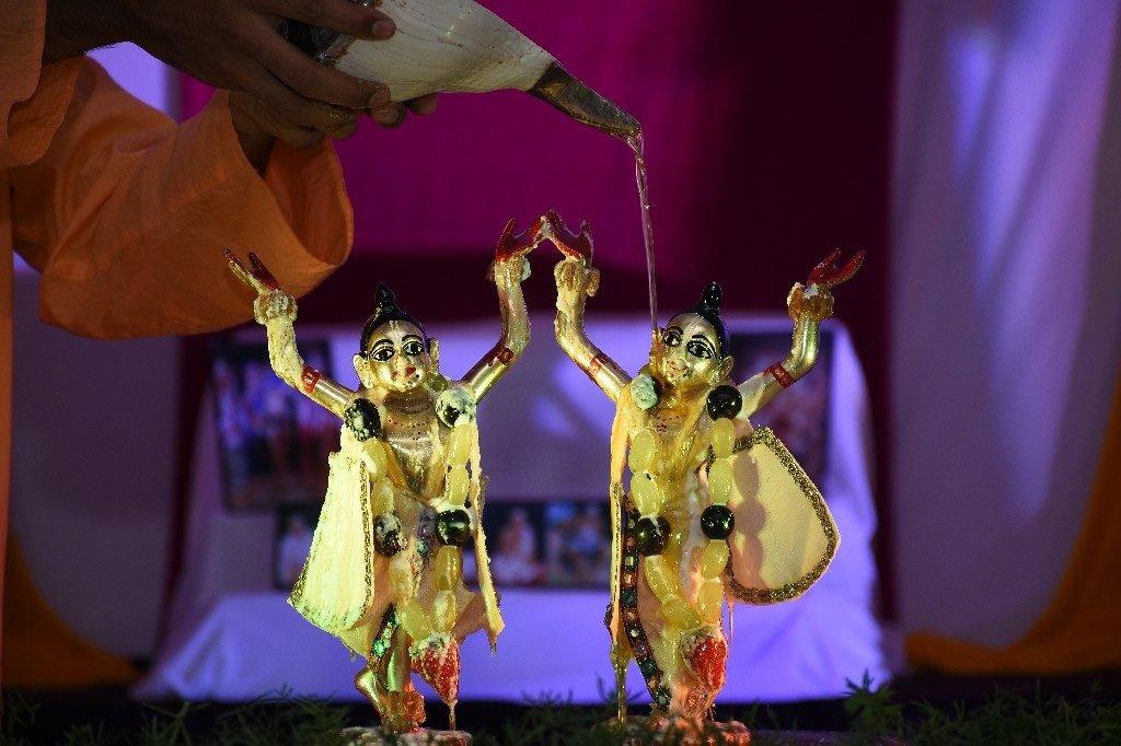 iskcon aurangabad Gaura Purnima 8