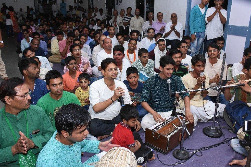 iskcon aurangabad Gaura Purnima 10