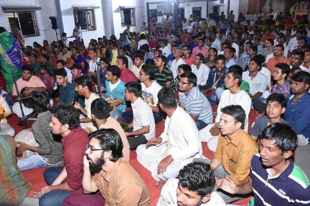 iskcon aurangabad Gaura Purnima 15