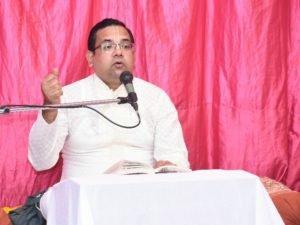 ISKCON Aurangabad Rama Navami Lecture 2018 by HG GopalKrishna Prabhu