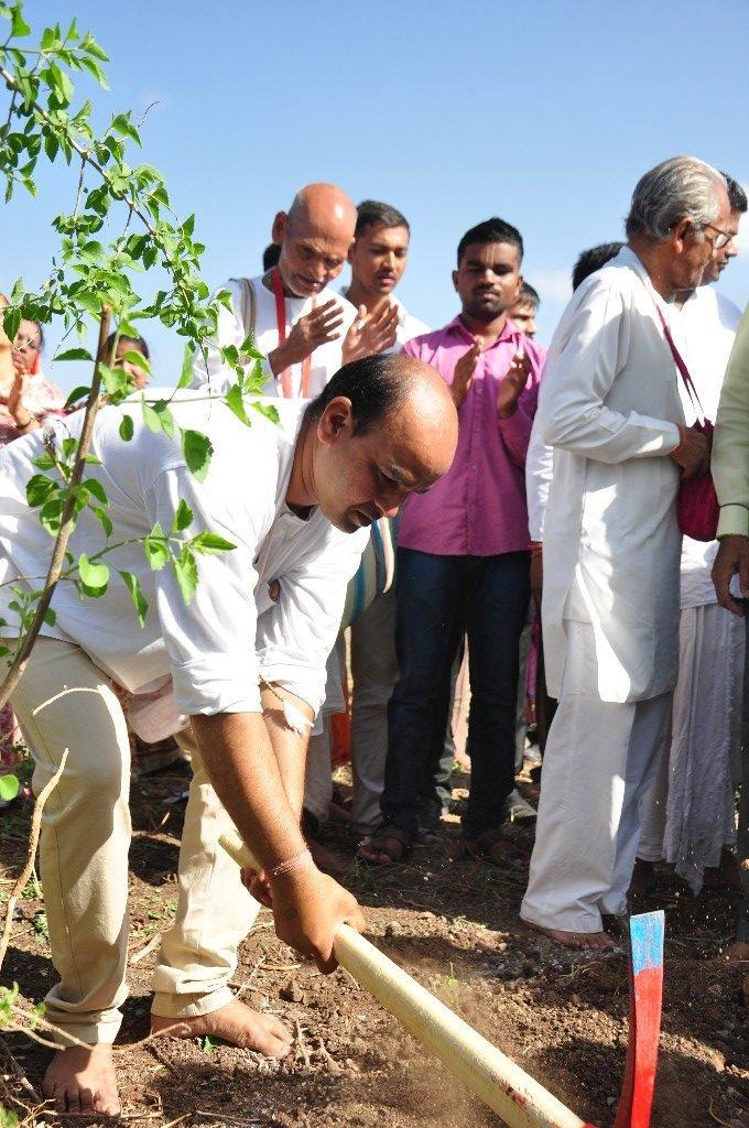 iskcon vecc temple aurangabad construction start 32