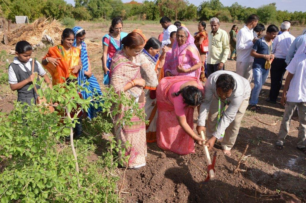 iskcon vecc temple aurangabad construction start 1