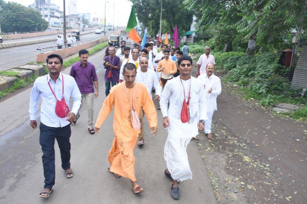 Harinaam Sankirtan ISKCON Aurangabad 7