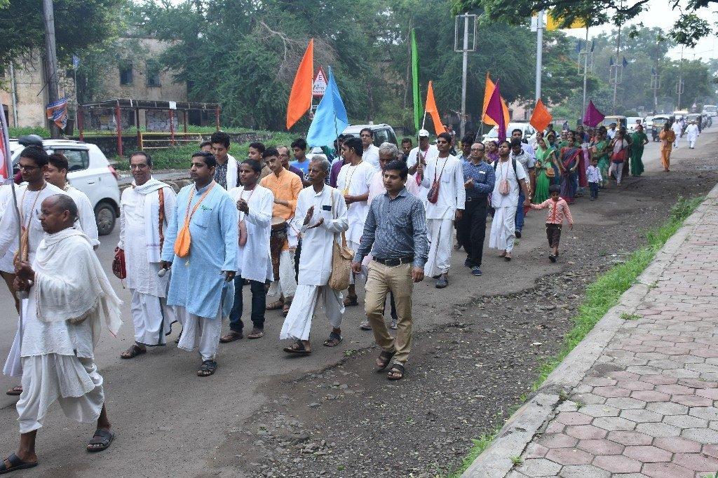 Harinaam Sankirtan ISKCON Aurangabad 5