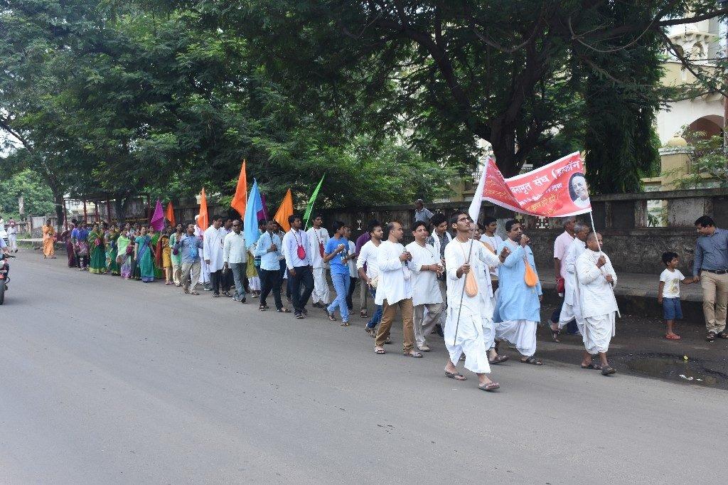 Harinaam Sankirtan ISKCON Aurangabad 4