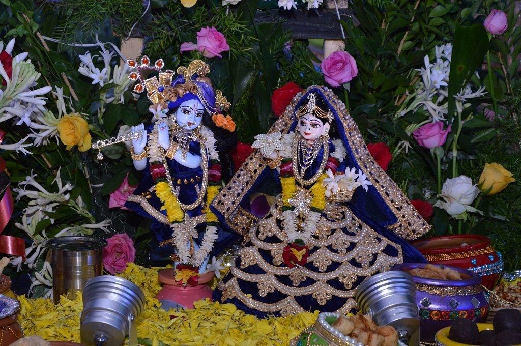 iskcon aurangabad krishna janmashtami 2018 1
