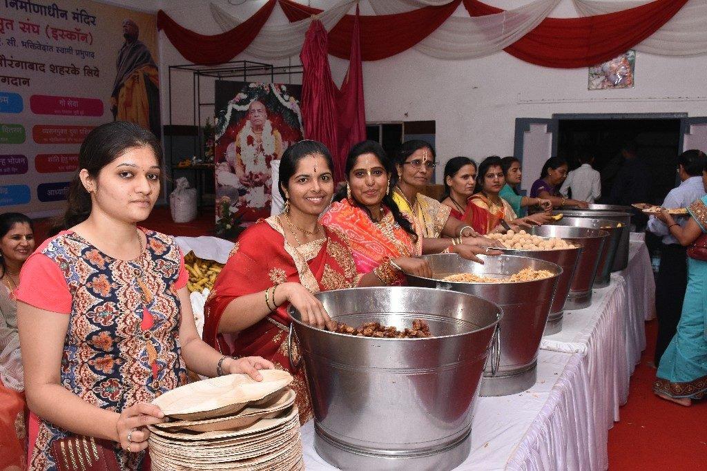 iskcon aurangabad krishna janmashtami 2018 86