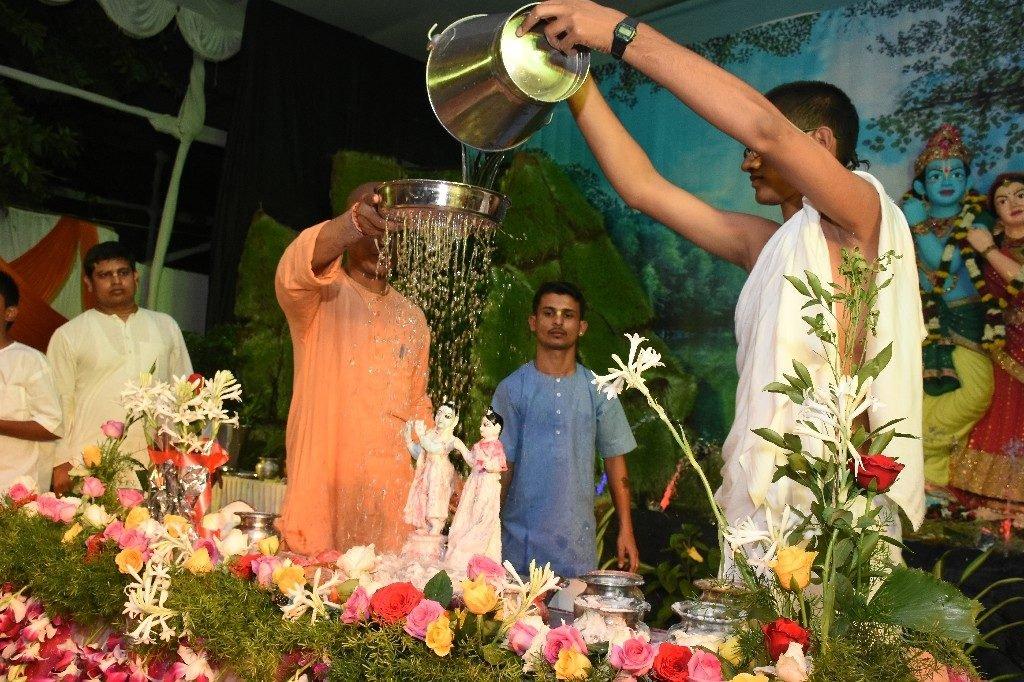 iskcon aurangabad krishna janmashtami 2018 56