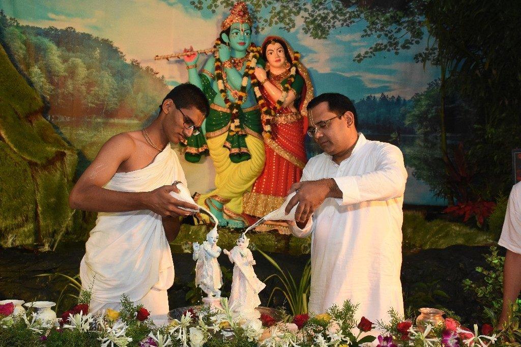 iskcon aurangabad krishna janmashtami 2018 46