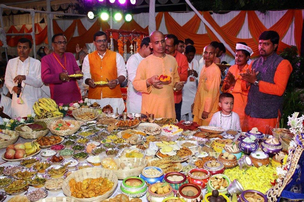 iskcon aurangabad krishna janmashtami 2018 7