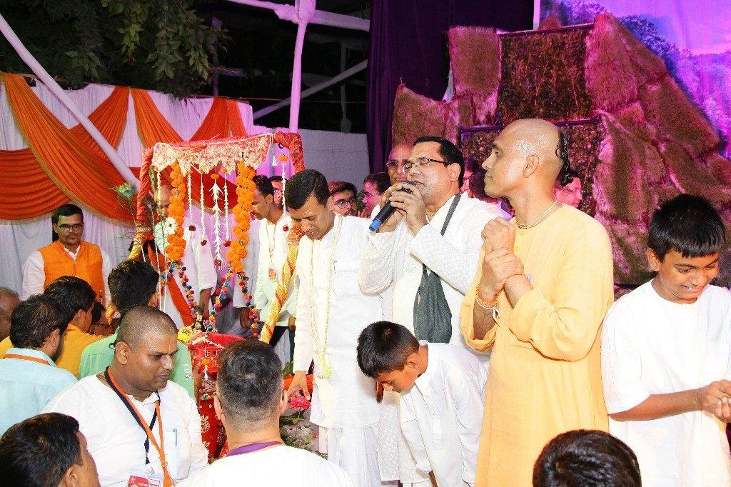 iskcon aurangabad krishna janmashtami 2018 4