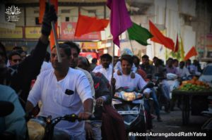 ISKCON Aurangabad Bike Rally 14