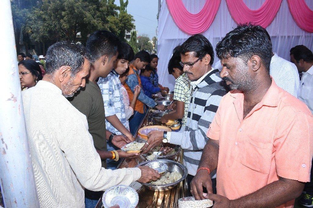 ISKCON Aurangabad Jagannath Rath Yatra December 2018 7