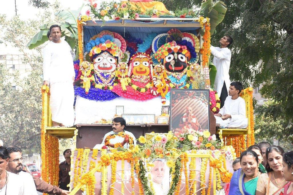 ISKCON Aurangabad Jagannath Rath Yatra December 2018 12