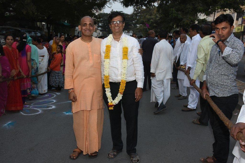 ISKCON Aurangabad Jagannath Rath Yatra December 2018 38