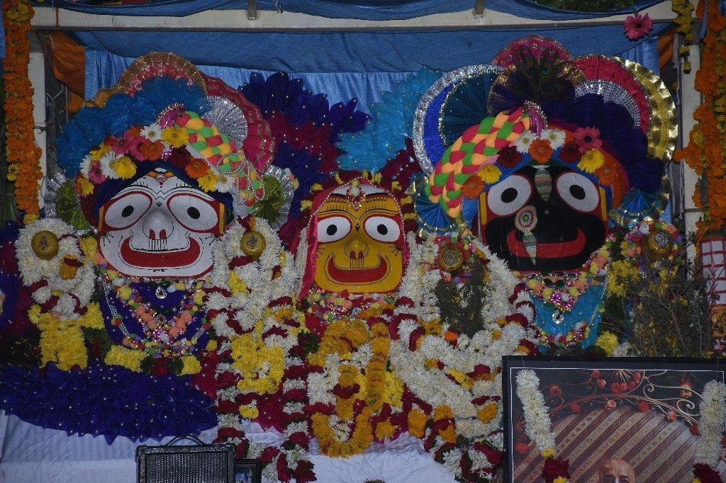 ISKCON Aurangabad Jagannath Rath Yatra December 2018 39