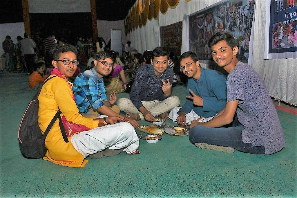 ISKCON Aurangabad Jagannath Rath Yatra December 2018 47
