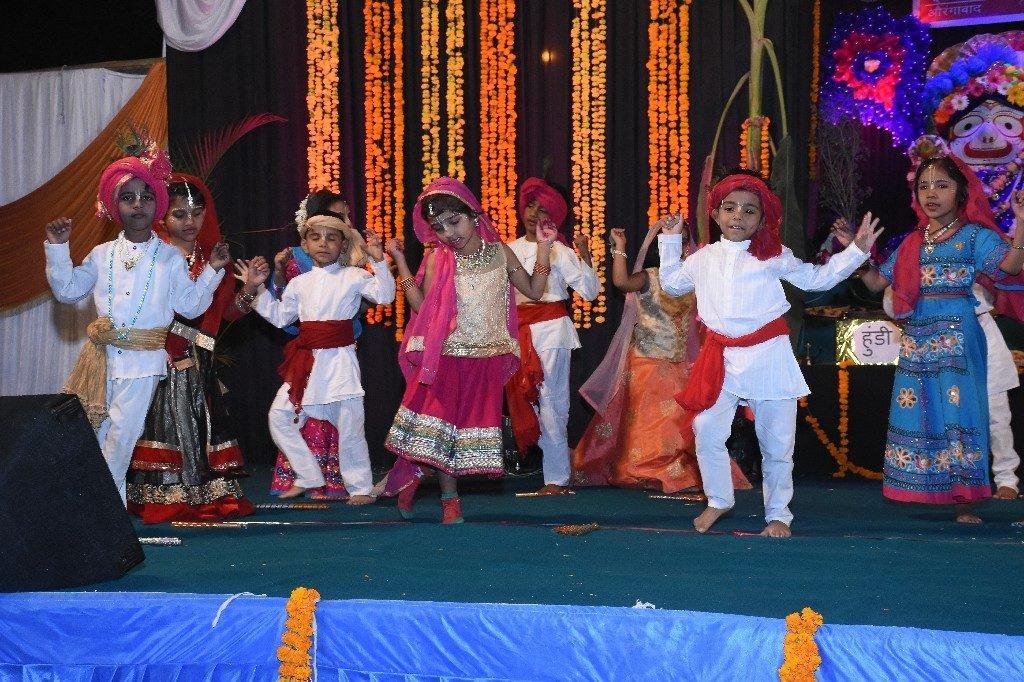 ISKCON Aurangabad Jagannath Rath Yatra December 2018 61