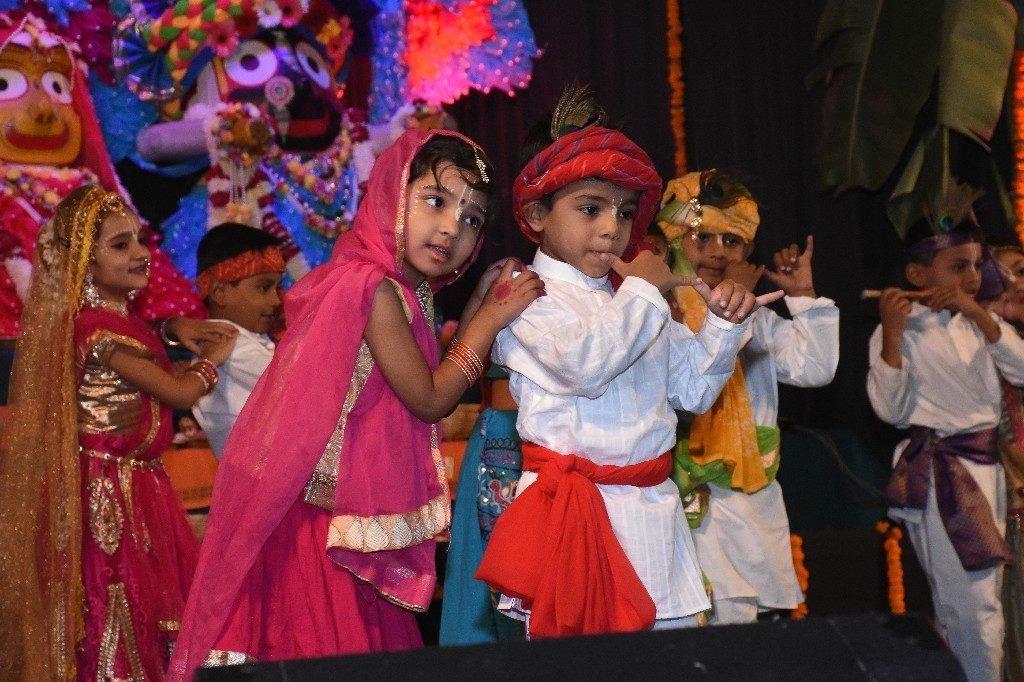 ISKCON Aurangabad Jagannath Rath Yatra December 2018 64