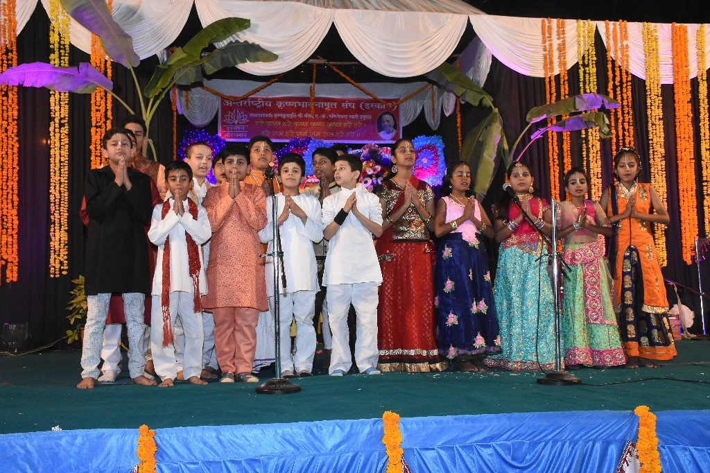ISKCON Aurangabad Jagannath Rath Yatra December 2018 68