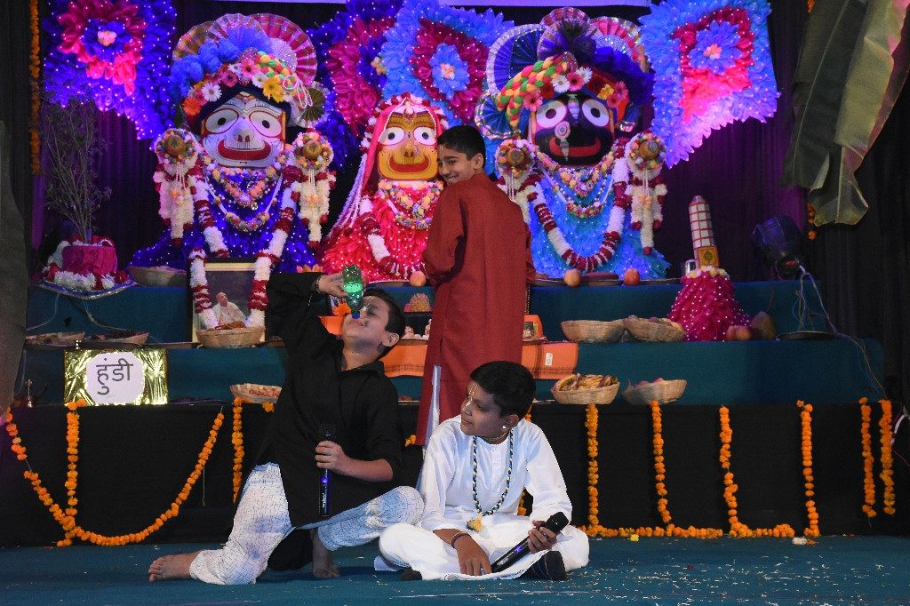 ISKCON Aurangabad Jagannath Rath Yatra December 2018 75