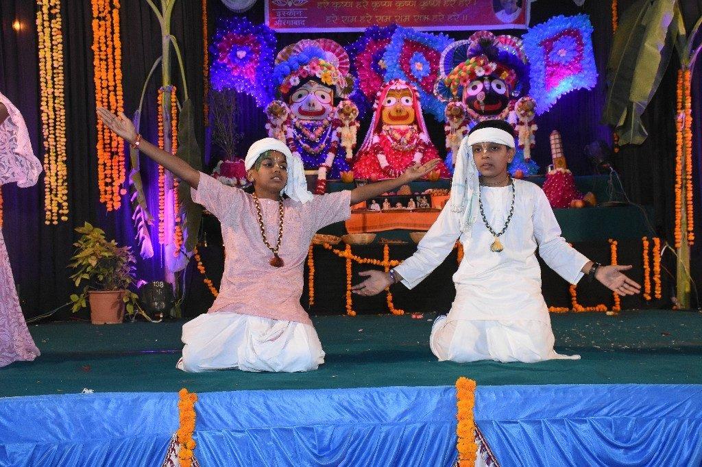 ISKCON Aurangabad Jagannath Rath Yatra December 2018 82
