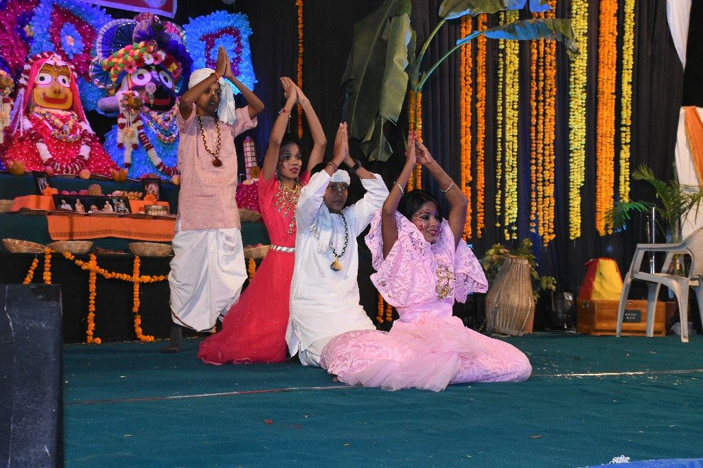 ISKCON Aurangabad Jagannath Rath Yatra December 2018 84