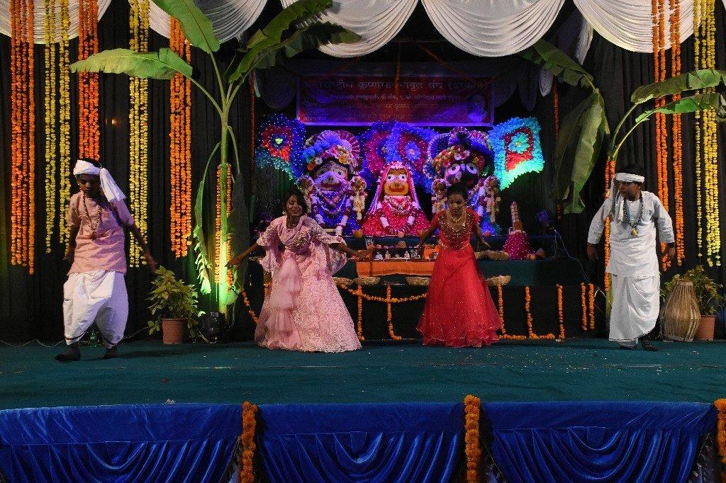 ISKCON Aurangabad Jagannath Rath Yatra December 2018 87