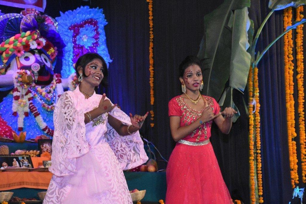 ISKCON Aurangabad Jagannath Rath Yatra December 2018 88