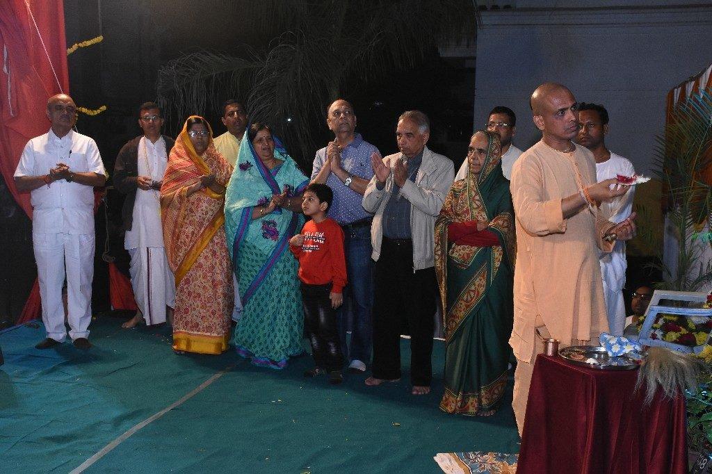 ISKCON Aurangabad Jagannath Rath Yatra December 2018 92