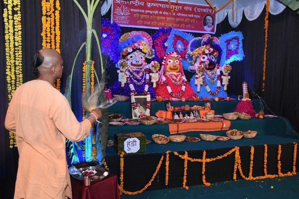 ISKCON Aurangabad Jagannath Rath Yatra December 2018 93