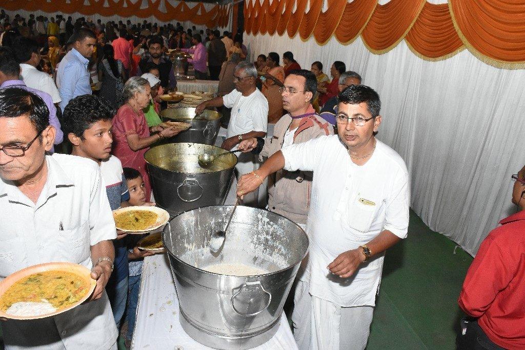 ISKCON Aurangabad Jagannath Rath Yatra December 2018 98