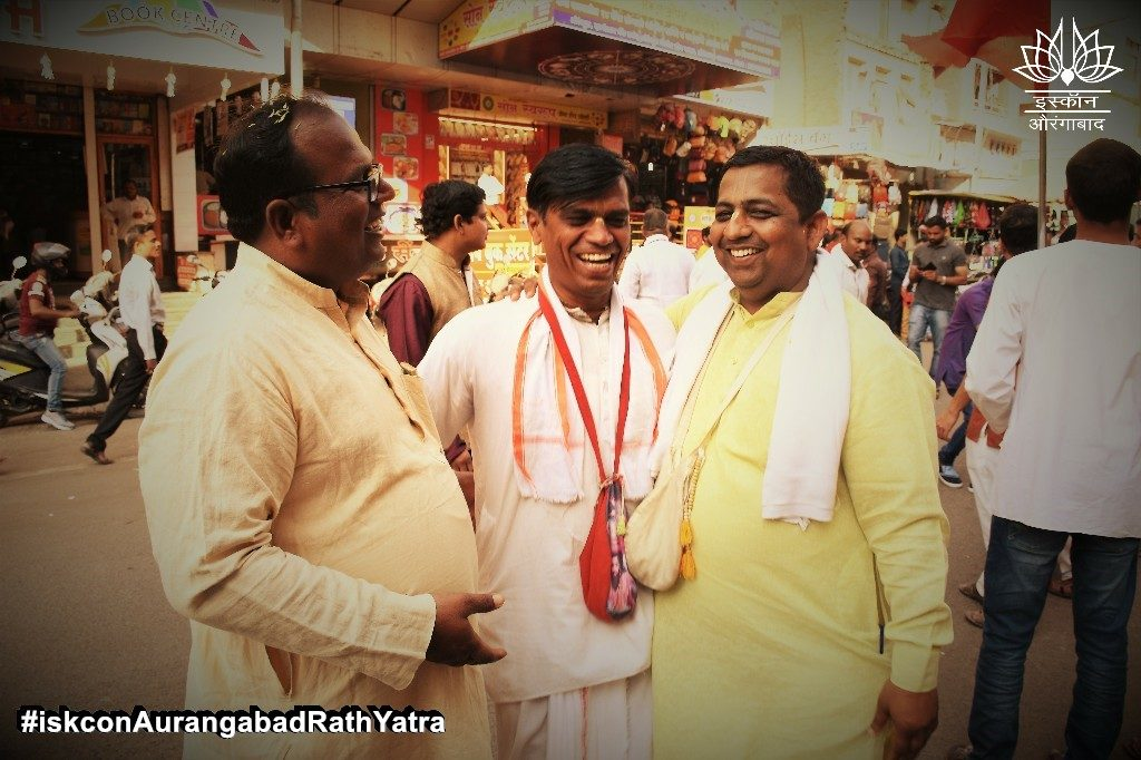 iskcon aurangabad rath yatra festival january 2019 21