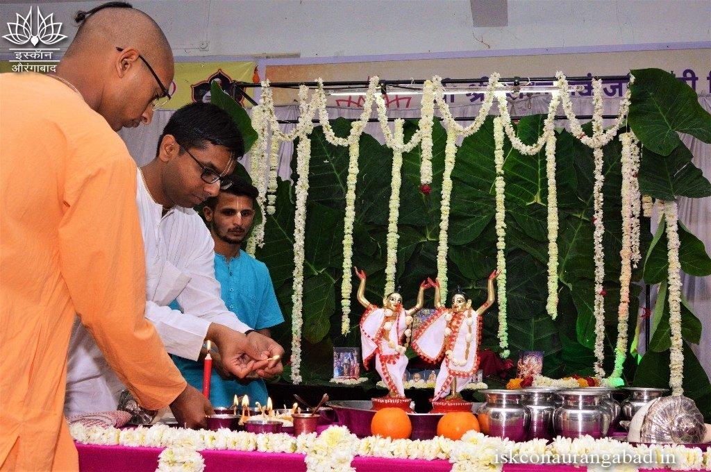 ISKCON Aurangabad Nityananda Trayodashi Festival 2019 1