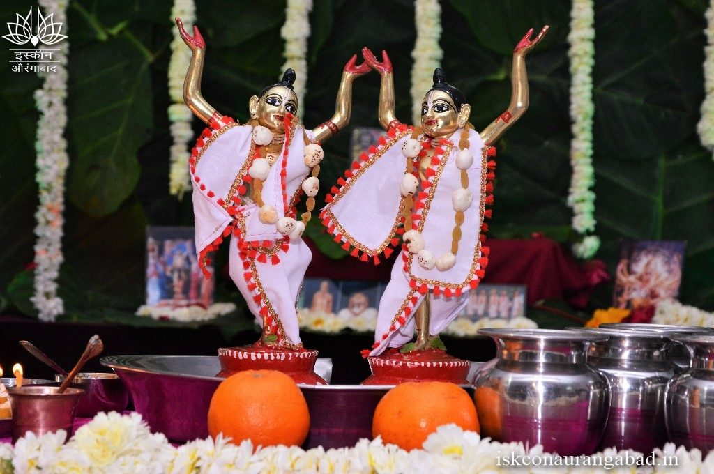 ISKCON Aurangabad Nityananda Trayodashi Festival 2019 2