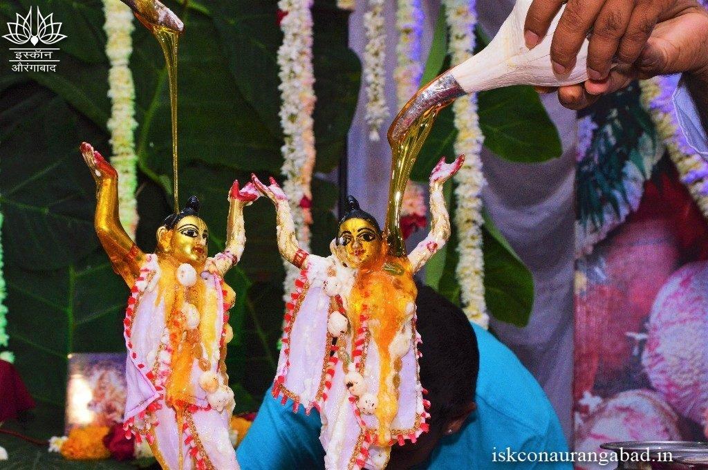 ISKCON Aurangabad Nityananda Trayodashi Festival 2019 5